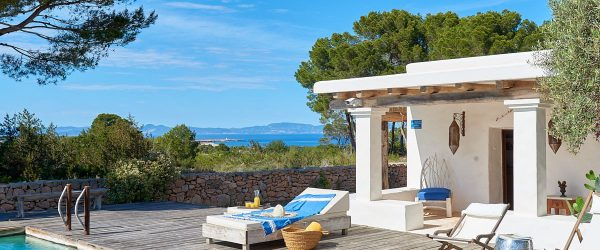 luxury villas in formentera